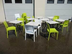 Mobilier Terrasse Restaurant Occasion : chaise et table pour restaurant occasion chaise id es de d coration de maison d6le2mrdbp ~ Teatrodelosmanantiales.com Idées de Décoration
