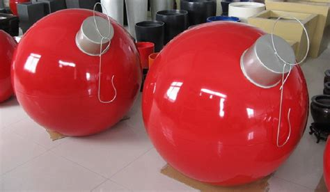 large glass reinforced plastic christmas ball shenzhen