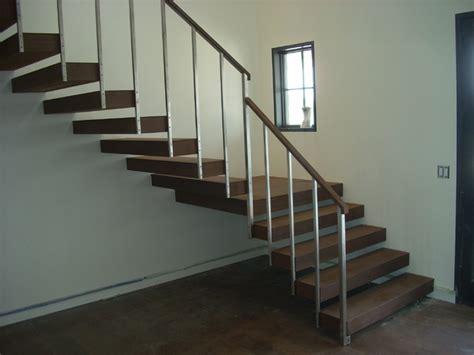standing straight stair