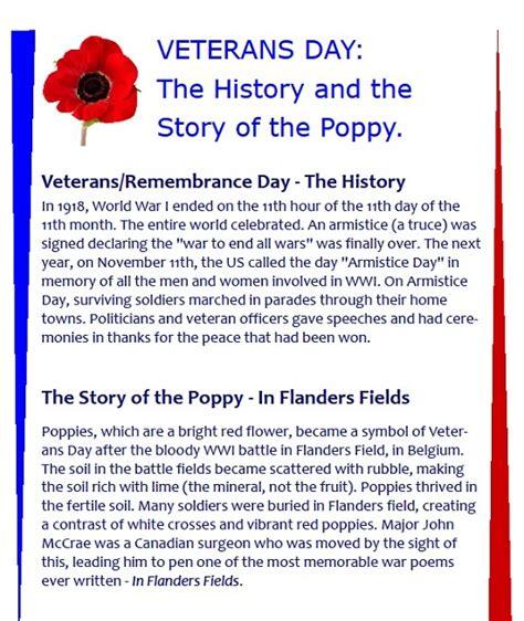 poppies veterans day poppy veterans day quotes quotesgram