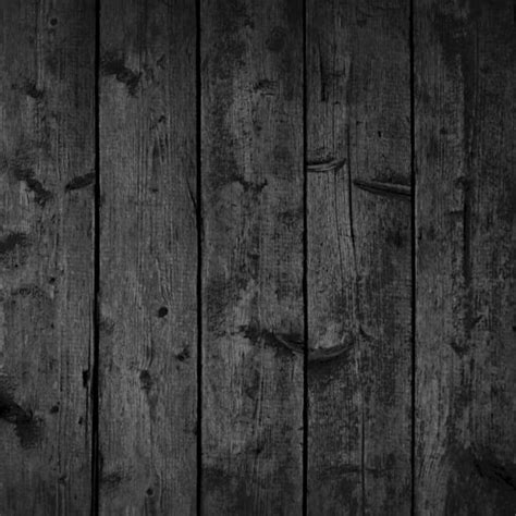 black  wood texture background vector