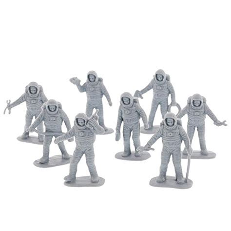 SCS Direct Space and Astronaut Toy Action Figures   Big
