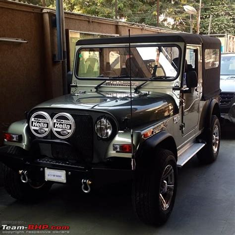 mahindra jeep 2013 never thought i 39 d buy a mahindra thar my jeep story edit