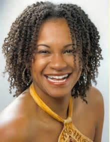 Hairstyle Short Natural Hair Twists