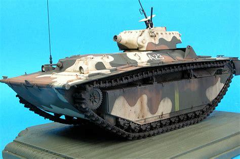 Hibious Vehicle by Lvt A 4
