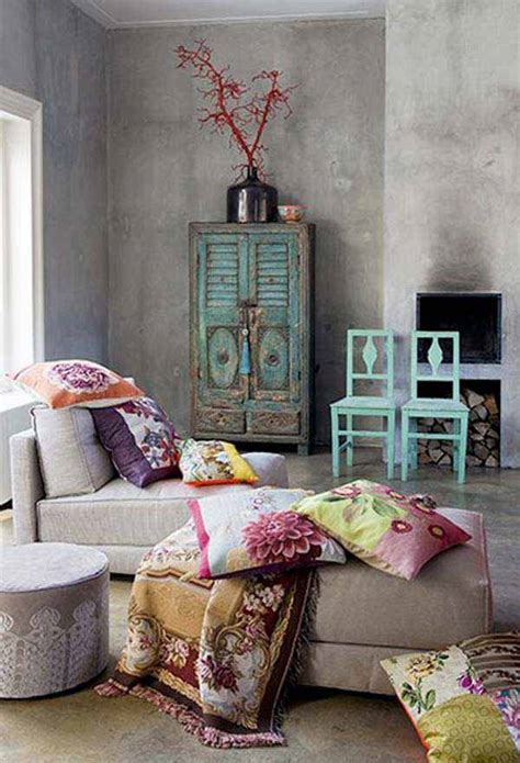 charming boho chic bedroom decorating ideas