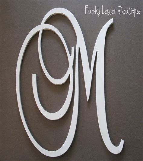 funky letter boutique july