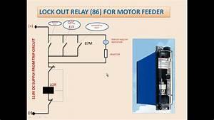 86 Lockout Relay Wiring Diagram