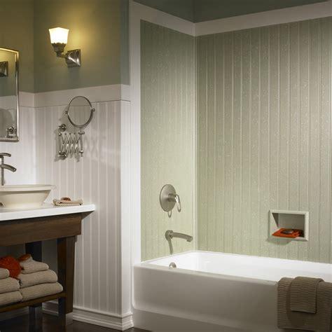 bathroom  beadboard classic style homesfeed
