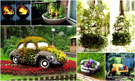 Backyard Items by 25 Easy Diy Garden Projects You Can Start Now