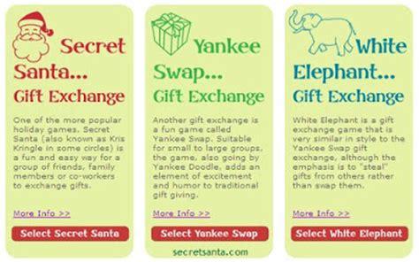 work gift exchange celestial secret santa