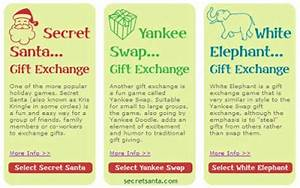 Secret Santa Gift Game Rules