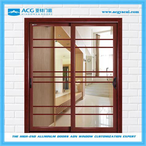 aluminum door aluminum door glass thickness