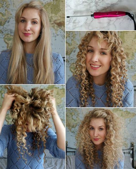 locken lockenstab duenn korkenzieher volumen haare