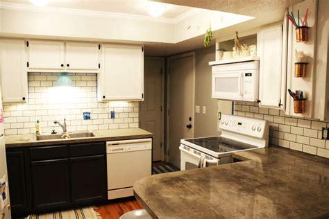 decor awesome subway tile backsplash  kitchen