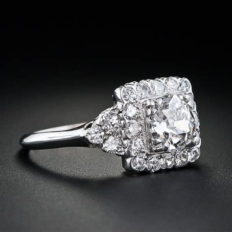 1930 s vintage engagement ring