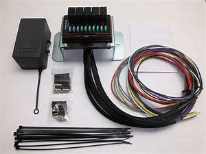 Chevy Fuse Relay Box