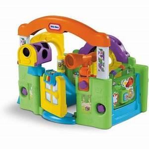 parc d39activites de jardin jeux et jouets little tikes With awesome maison d enfant exterieur 18 activites pour enfants 18 24 mois 1 les activites