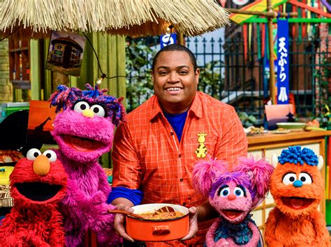Sesame street is here for you with activities and tips for the challenges and joys along the way. A Street Food Festival Hits 'Sesame Street' This Weekend   Food & Wine