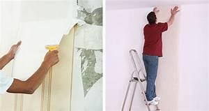 Prix Pose Papier Peint : pose papier peint intisse coin brest prix m2 renovation ~ Dailycaller-alerts.com Idées de Décoration