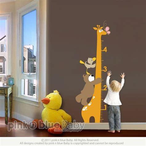 giraffe growth chart growth chart giraffe growth chart nursery 1218