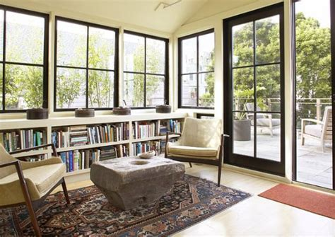 Under Window Bookcase Offers Extra Book Storage Homesfeed
