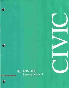 Honda Civic Service Manual - Zofti
