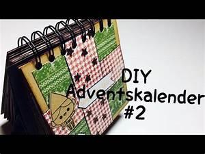 Adventskalender Foto Diy : diy adventskalender 2 tutorial deutsch youtube ~ Michelbontemps.com Haus und Dekorationen