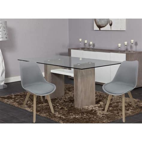 beau cuisine angle pas cher 15 bjorn lot de 2 chaises scandinaves de salle 224 manger fabciti
