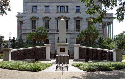 South Carolina's Black History Monument At The Statehouse