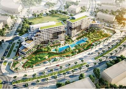 Dubai Development Healthcare Global Residences Reserve Cityscape