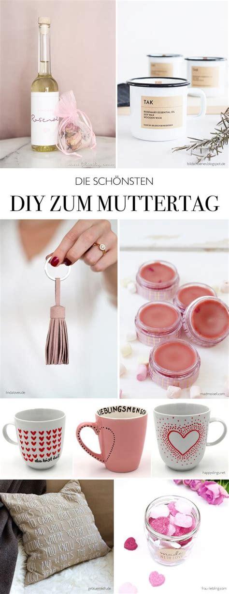 Muttertagsgeschenk Idee Diy by Diy Ideen Zum Muttertag Selbstgemachte