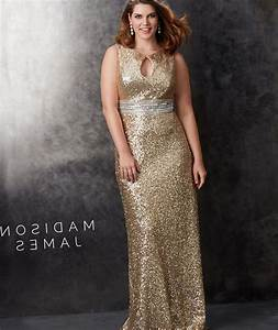 plus size gold wedding dresses pluslookeu collection With golden dresses for a wedding