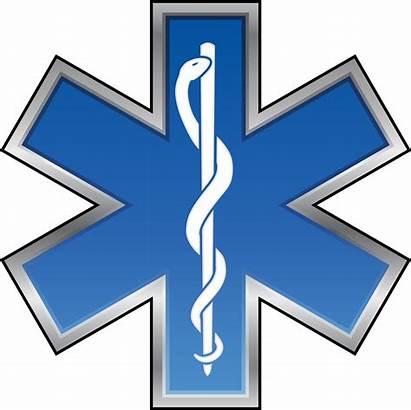 Ems Emt Symbol Star Clipart Vector Emergency