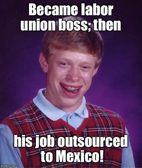 Union Memes - union loser imgflip