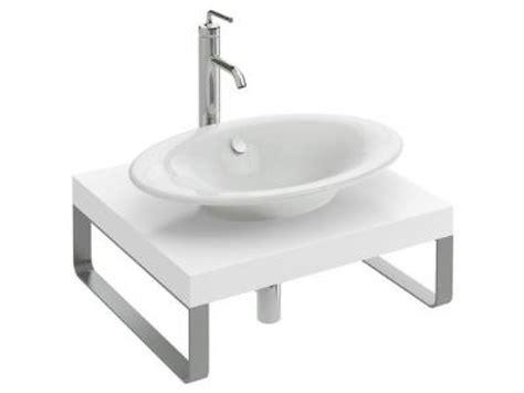 equerre plan de travail cuisine parallel table sur mesure avec 1 découpe pour vasque à