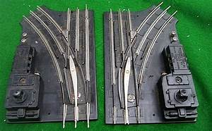 Lionel O27 Switches For Reversing Loop