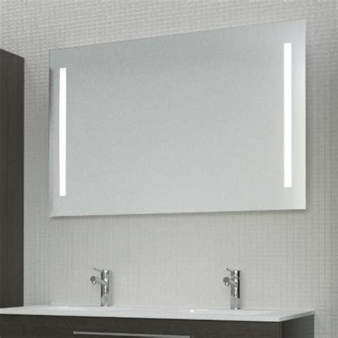 miroir avec 233 clairage 120x65cm