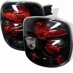 Xtune Lights Spyder Chevy Silverado Stepside 99 04 Euro Style