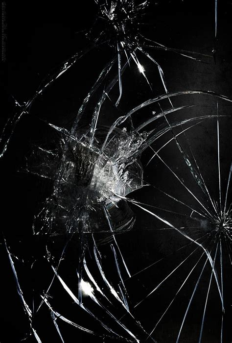 Broken screen wallpaper by clr72 on background color. Broken Screen Wallpaper for mobile phone, tablet, desktop computer and other devices HD and 4K ...