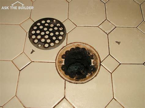 Bathroom Carpet Smells by Smelly Water In Floor Drain Carpet Vidalondon