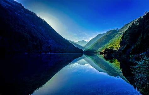 Beautiful Photo by Beautiful Photo Of Jiuzhaigou National Park In China