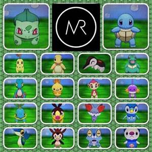 [Special Offer] Best Competitive All 18 Gen 1-6 Shiny ...