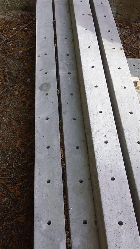 Concrete Universal Posts, Fencing Supplies, Garden Decking ...