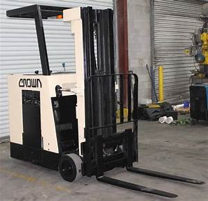 Crown 30rc Forklift Service Manual