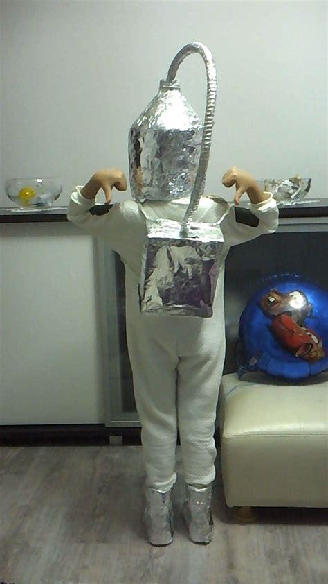astronot kiyafeti el yapimi astronot kask kostuem