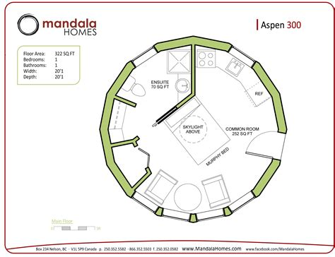 aspen series floor plans mandala homes prefab