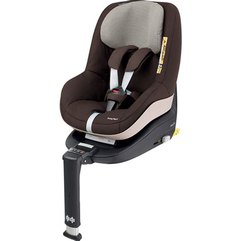 siege pearl bébé confort pack siège auto 2way pearl i size avec embase earth brown