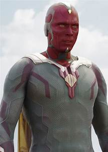 Vision From Avengers  Infinity War