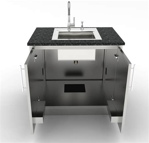 Ada Cabinets by 44 Quot Ada Compliant Combo Sink Base Cabinet Component